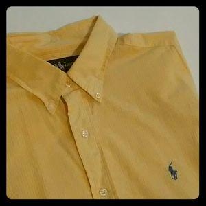 Ralph Lauren plaid men's shirt 16.5